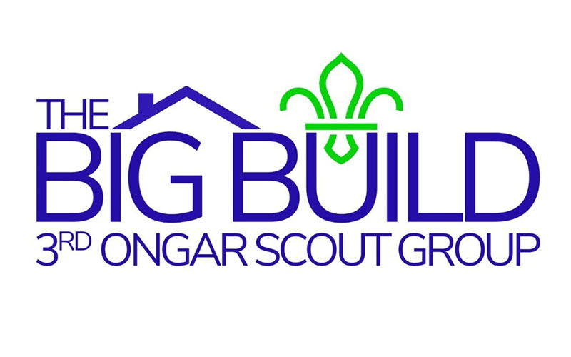 3rd Ongar Scouts Big Build
