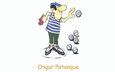 Ongar Petanque Competition