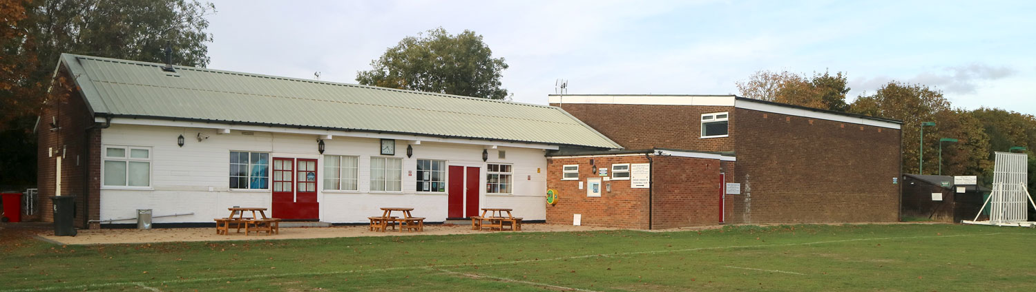 Ongar Sports Club Clubhouse
