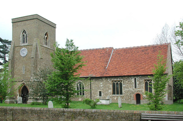 St Mary's High Ongar